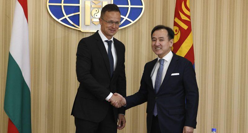 hungary mongolia cooperation
