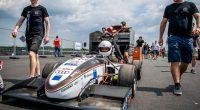 BME Racing Team car