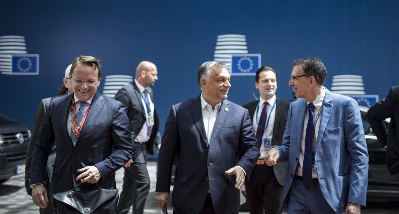 orbán is brussels EU