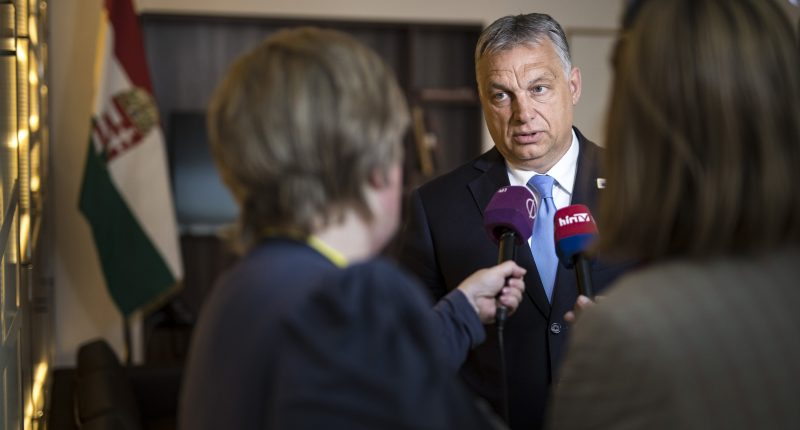 orbán brussels interview
