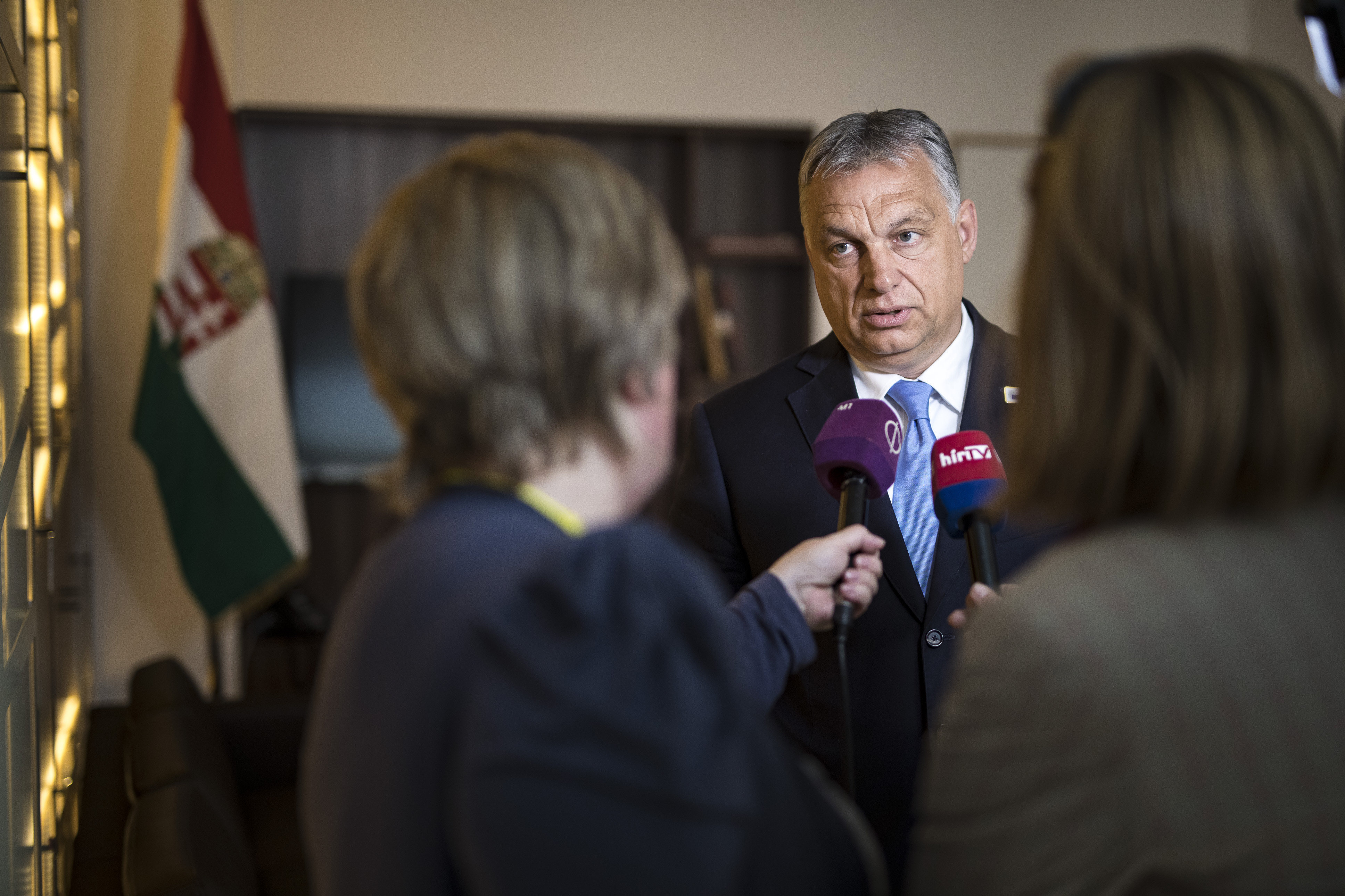 Orbán in Brussels: Weber, Timmermans 'have failed'