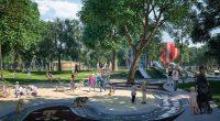 playground, Hungary, Budapest