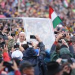 pope francis visit in romania