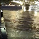 Tourist boat capsized in Budapest
