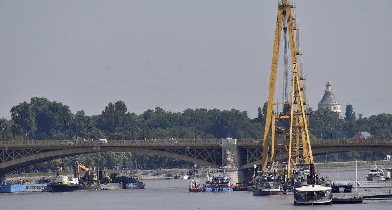 ship collision budapest