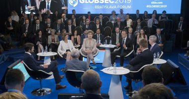 hungary globsec foreign minister
