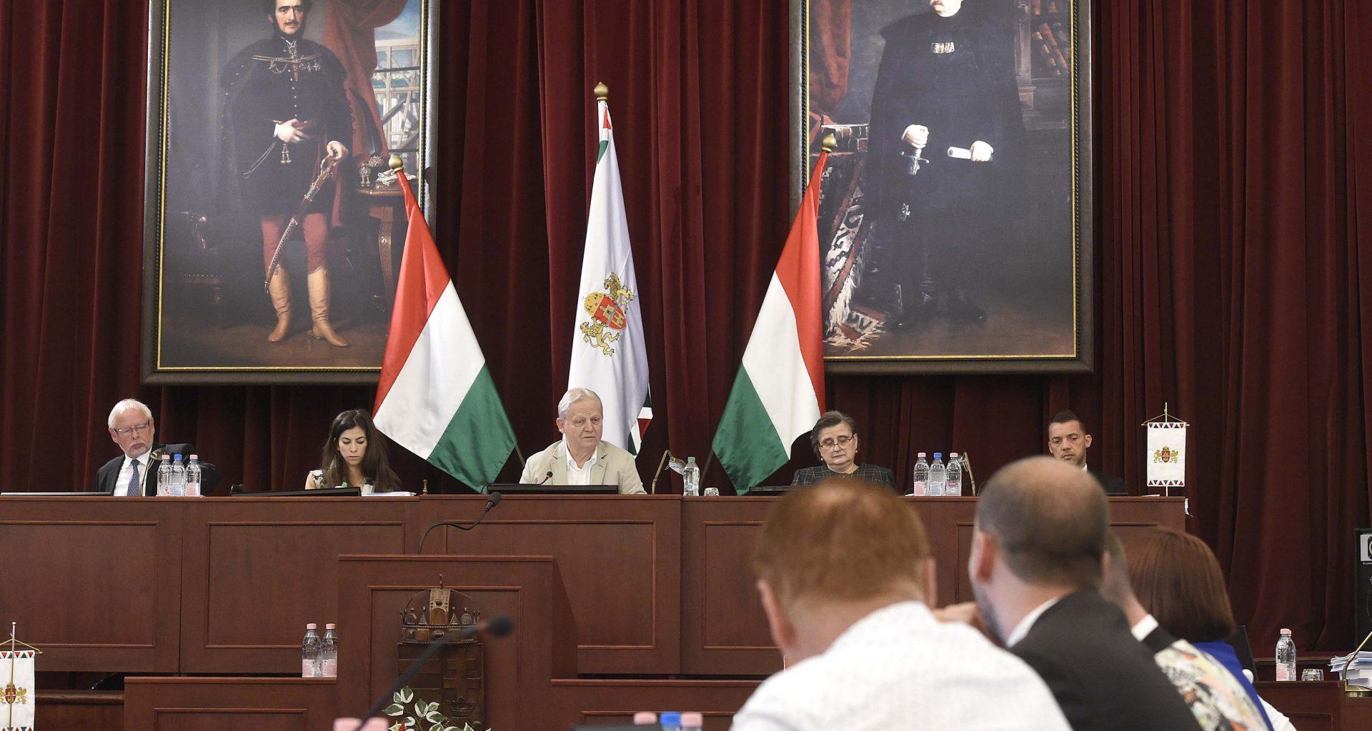 tarlós budapest council