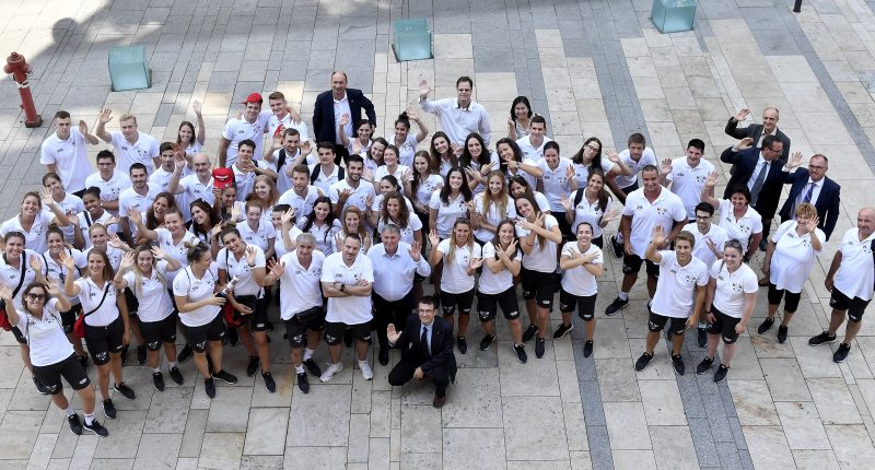 universiade team hungary