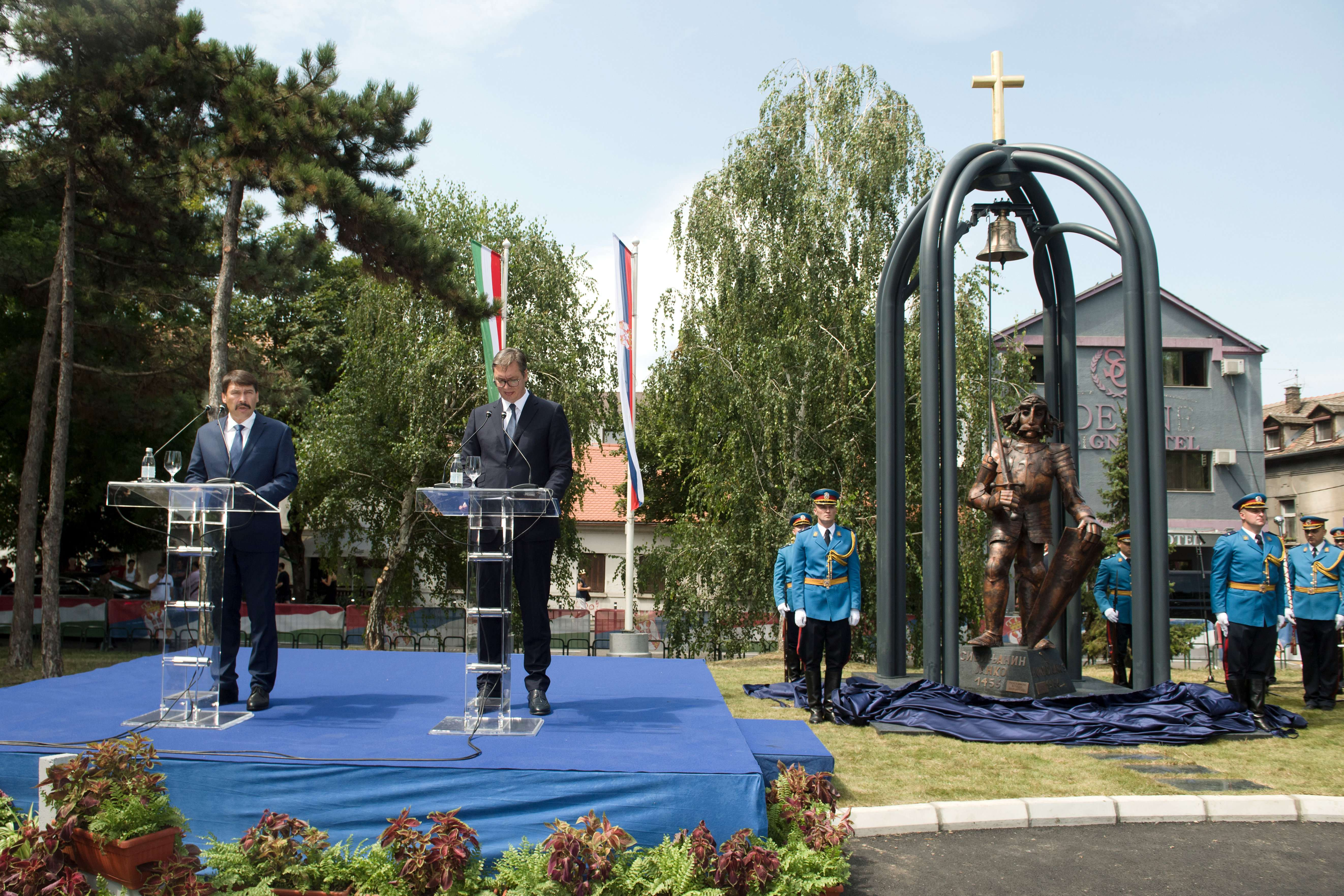 hungary serbia commemoration