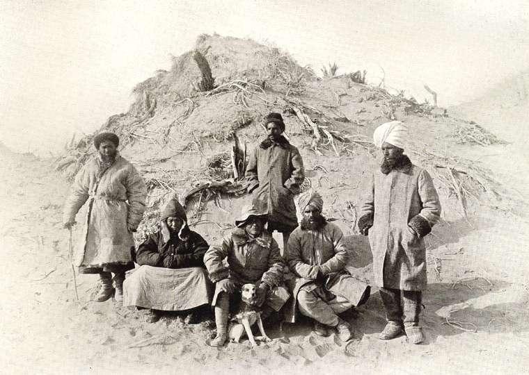 Aurel Stein, expedition, Hungary
