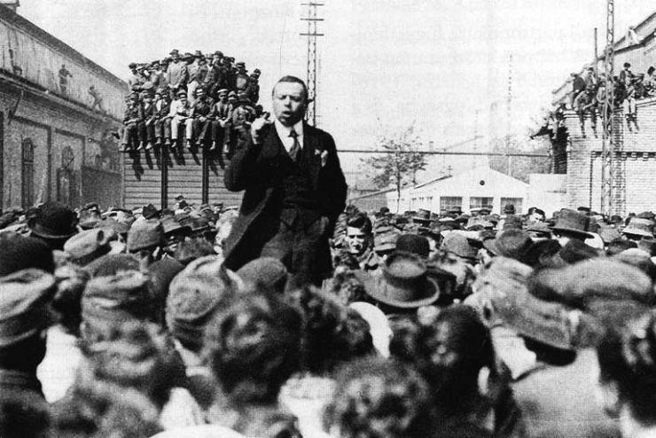 Hungary History Communism Lenin