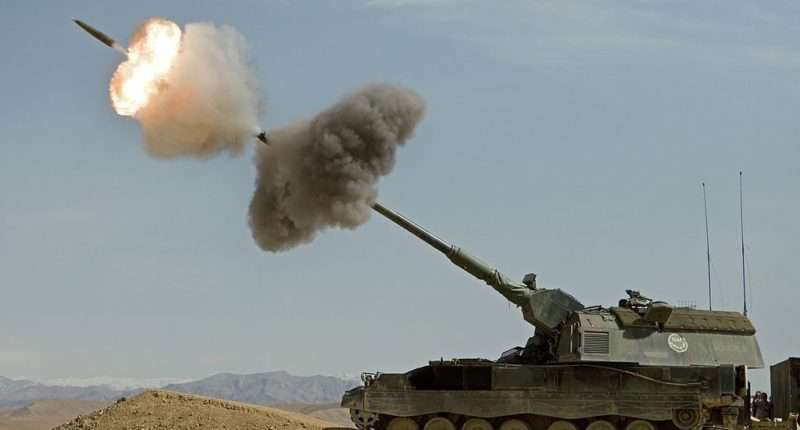 phz 2000 tank defense forces hungary
