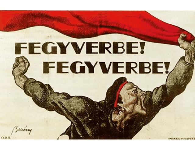 Hungary communism WWI