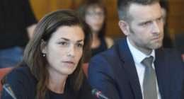 justice minister Judit VArga Hungary