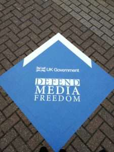 global conference on media freedom