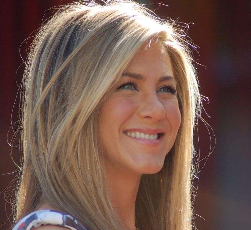 Jennifer Aniston, actress, Hungary