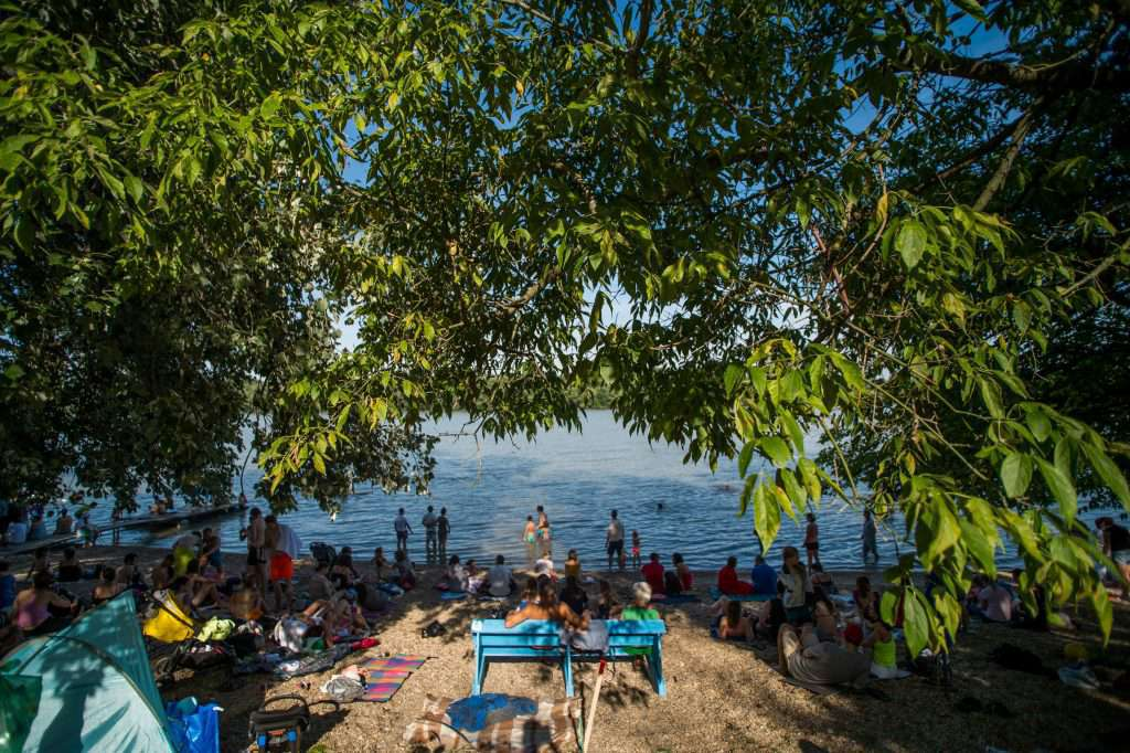 New free and fascinating Danube beach to open in Budapest