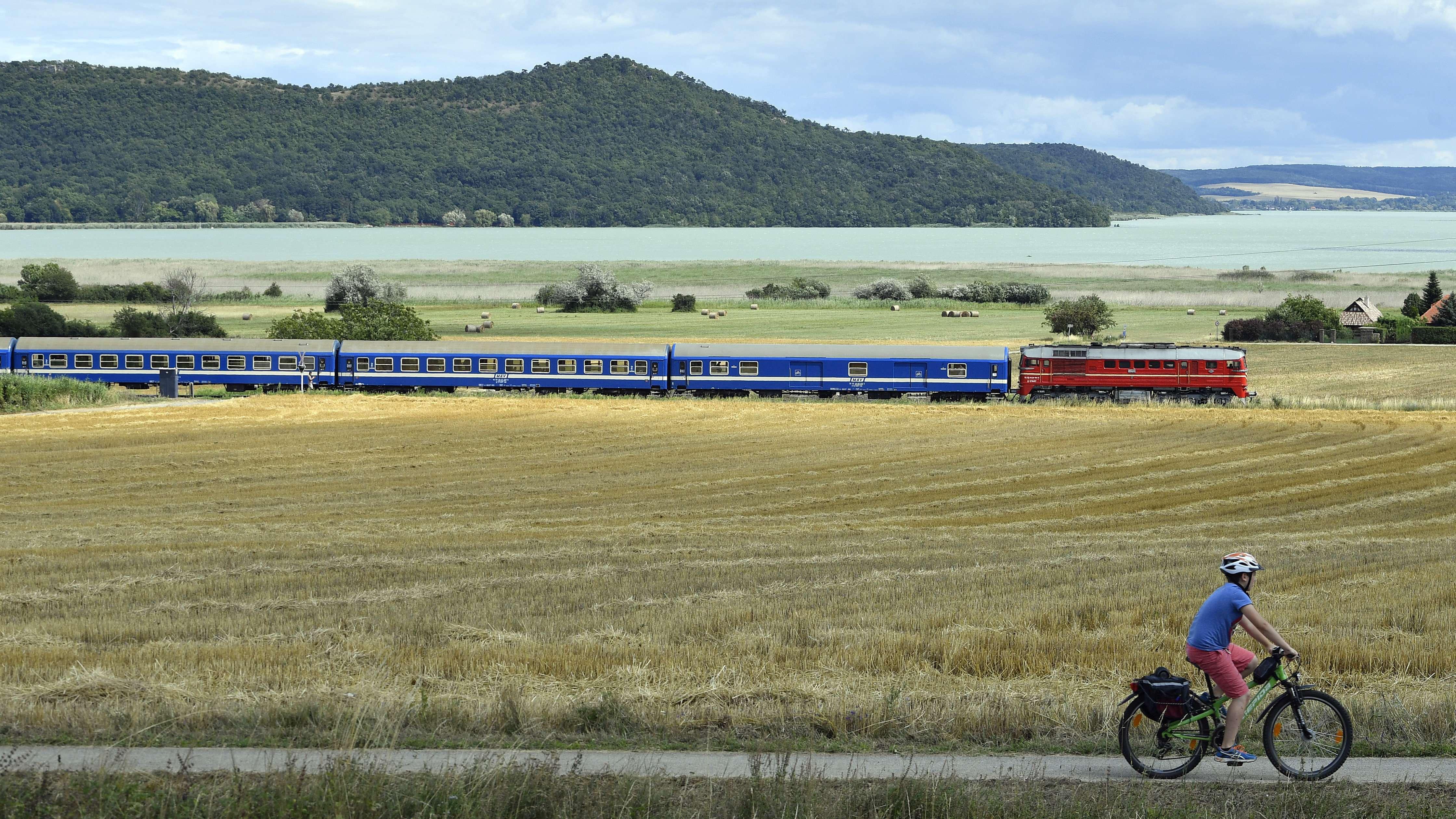 Railway-bicycle-hungary
