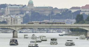 Ship collision in Budapest - Memorial event held on Danube River