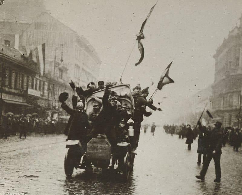 Hungary Communism Lenin