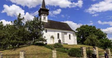 Ukraine Transcarpathia reformed church