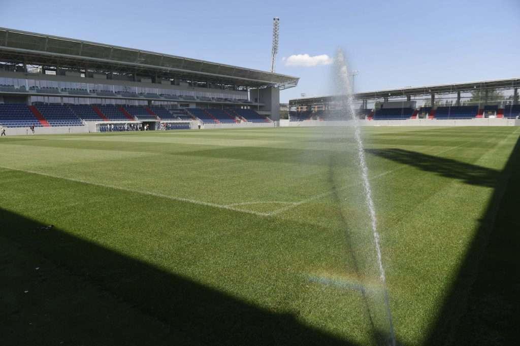 Vasas Illovszky Rudolf Stadion