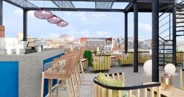 barcelo budapest sky bar