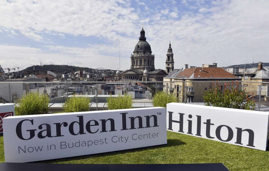 Hilton Garden Inn Budapest