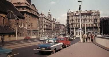 budapest, history, transport