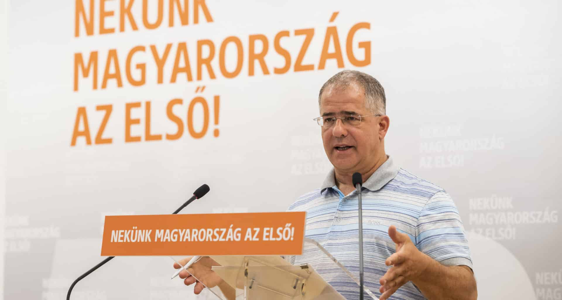 fidesz campaign Kósa