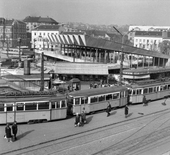 history, metro, budapest