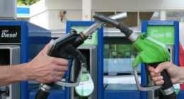 Hungary OMV self-service petrol