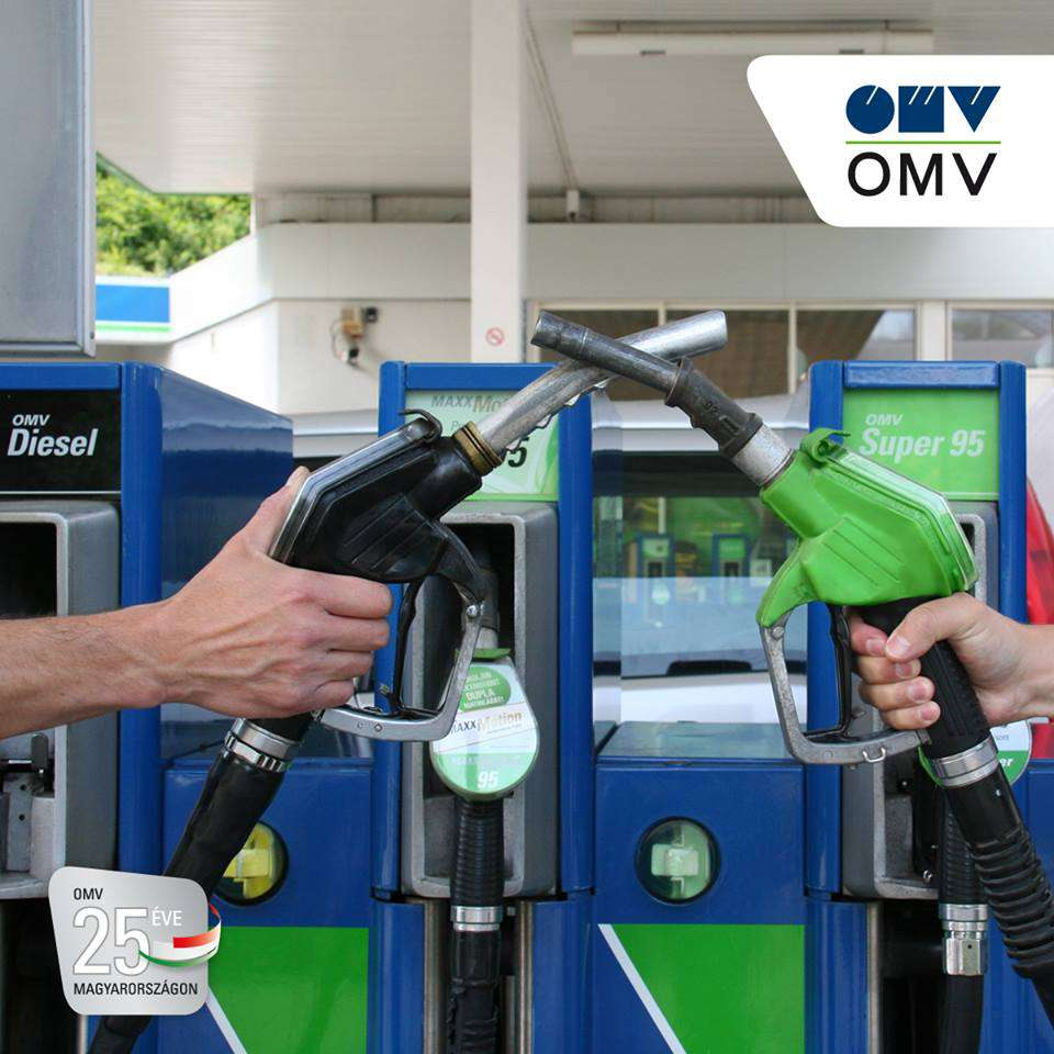 OMV to open self-service petrol stations in Hungary
