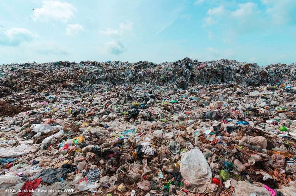 plastic, pollution, sea