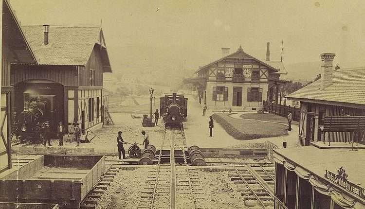 cogwheel, railway, Hungary