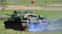 Hungary Serbia Russia tanks