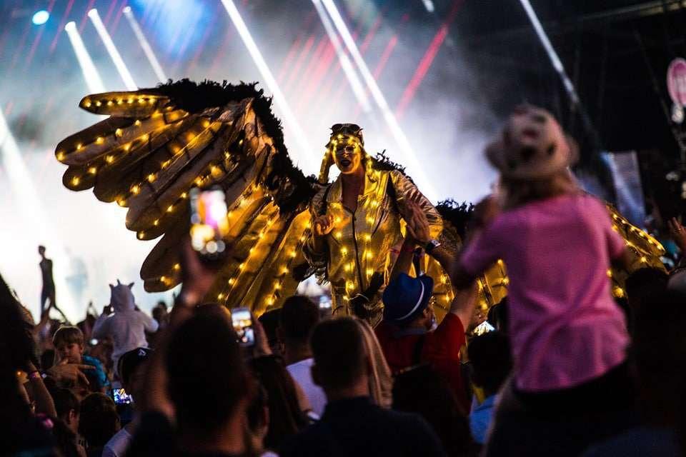 VOLT festival Hungary