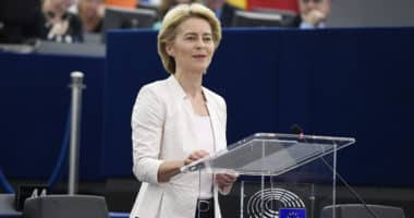 von der Leyen European Commission