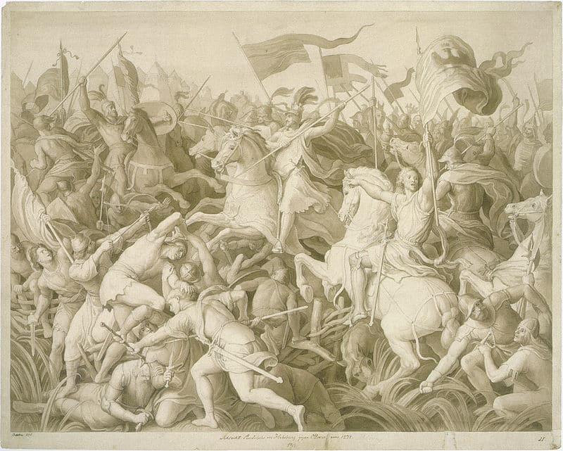 Battle of Marchfeld