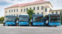 BKV Buses