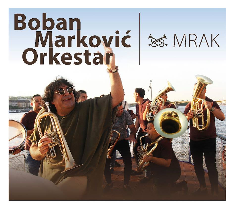 Boban Markovic - album Mrak