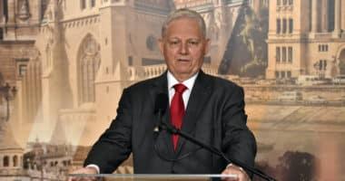 tarlós Budapest mayor