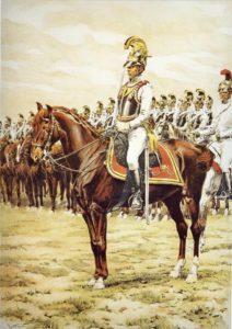 Habsburg sereg - lovasság