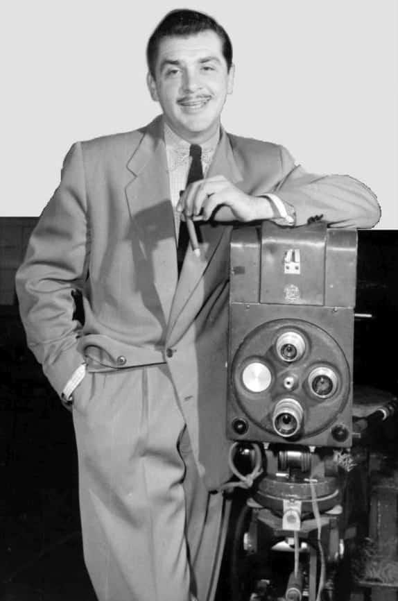 Ernie Kovacs, Hungary, television