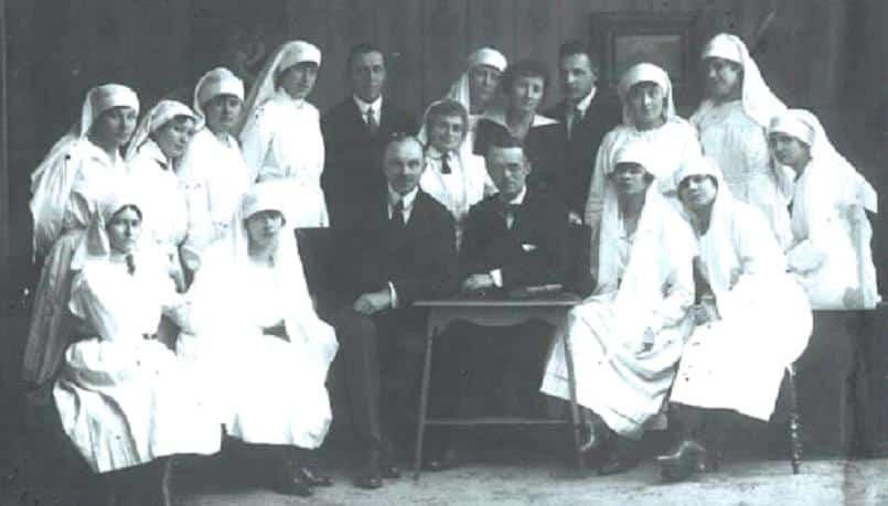doctor, hospital, nurses