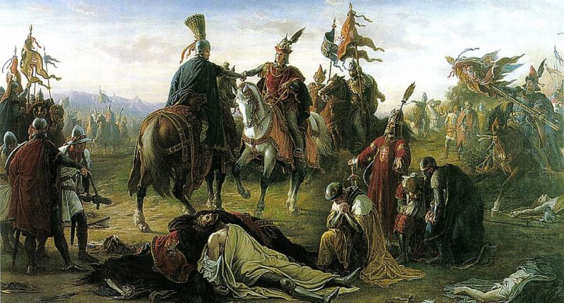 Ladislaus IV. and Rudolph I.