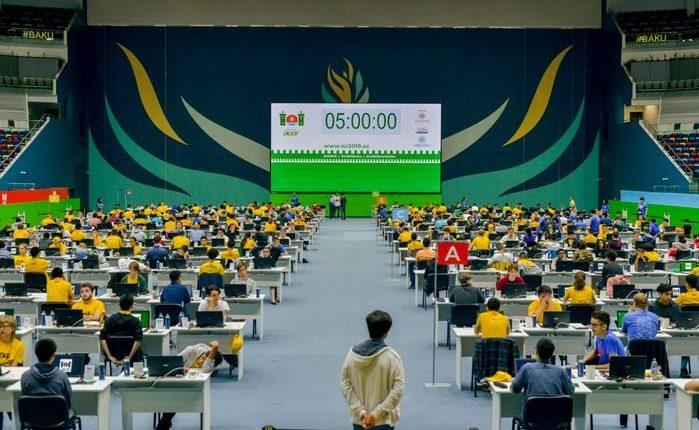 International Olympiad in Informatics baku