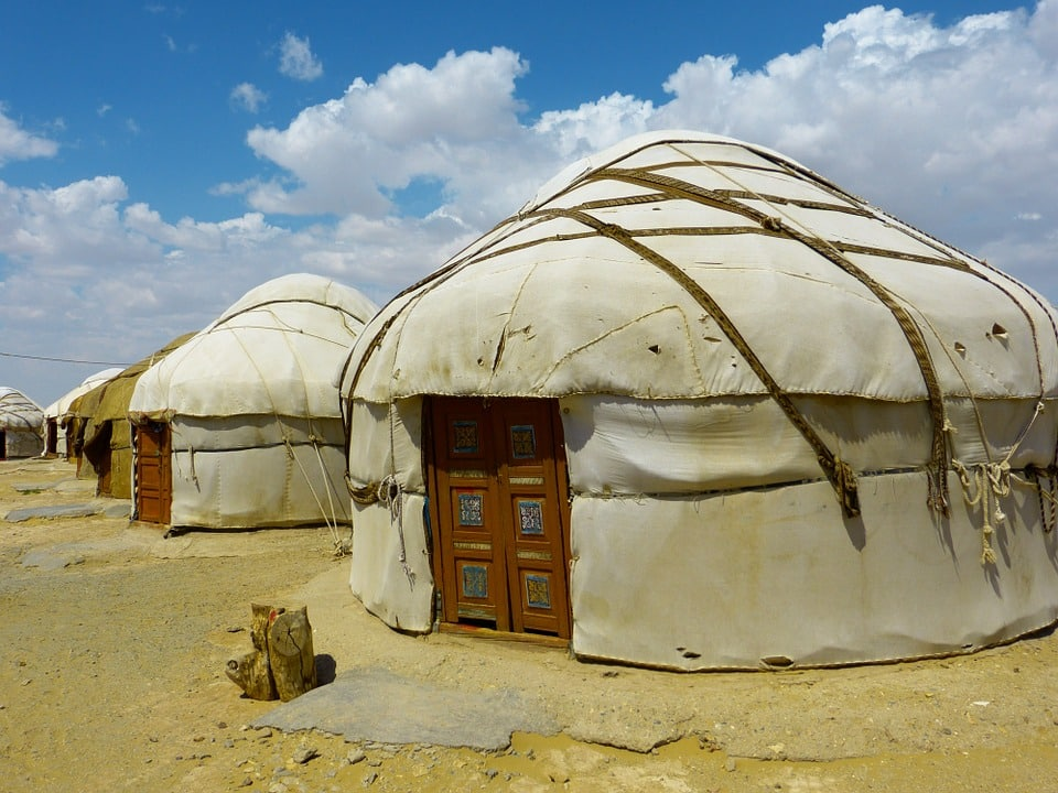 Homes of our ancestors - Everything you should know about yurts