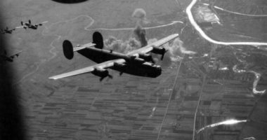 Hungary WWII bomb USA UK