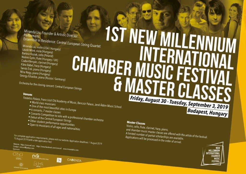 new millennium music festival